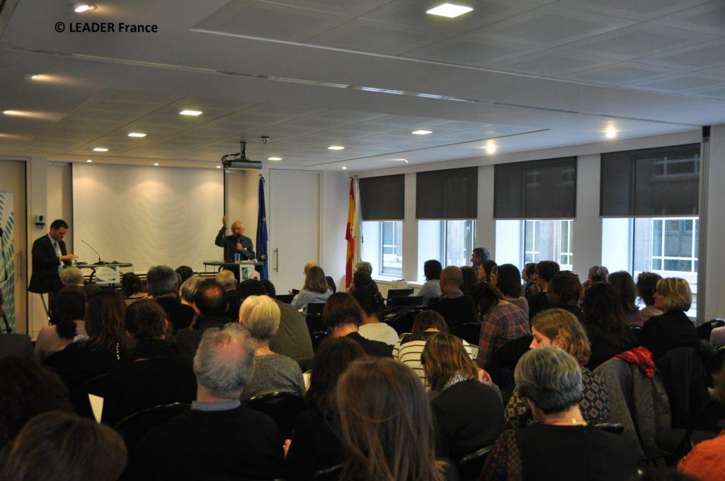 Séminaire à Bruxelles: la place de LEADER en Europe